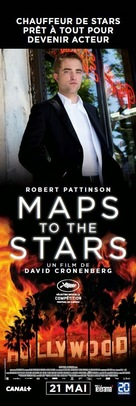 Maps to the Stars - French Movie Poster (xs thumbnail)