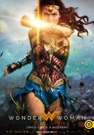 Wonder Woman - Hungarian Movie Poster (xs thumbnail)