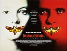 The Silence Of The Lambs - British Movie Poster (xs thumbnail)