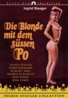 Blutjunge Verführerinnen 3. Teil - Swiss DVD cover (xs thumbnail)