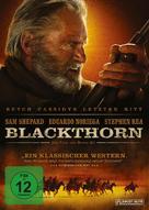 Blackthorn - German DVD cover (xs thumbnail)