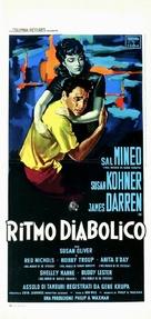 The Gene Krupa Story - Italian Movie Poster (xs thumbnail)