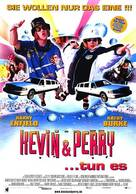 Kevin & Perry Go Large - German Movie Poster (xs thumbnail)