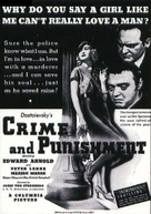 Crime and Punishment - Movie Poster (xs thumbnail)