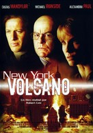 Disaster Zone: Volcano in New York - French DVD movie cover (xs thumbnail)