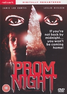 Prom Night - British DVD cover (xs thumbnail)