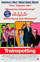 Trainspotting - Video release movie poster (xs thumbnail)