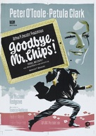Goodbye, Mr. Chips - Danish Movie Poster (xs thumbnail)