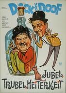 Blotto - German Movie Poster (xs thumbnail)