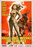 Hells Angels on Wheels - Italian Movie Poster (xs thumbnail)