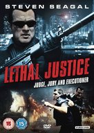 """""""True Justice"""" - British DVD movie cover (xs thumbnail)"""