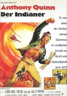 Flap - German Movie Poster (xs thumbnail)
