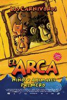 Prophétie des grenouilles, La - Mexican Movie Poster (xs thumbnail)