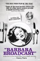 Barbara Broadcast - Movie Poster (xs thumbnail)