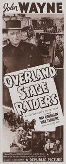 Overland Stage Raiders - Re-release poster (xs thumbnail)