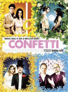 Confetti - French Movie Poster (xs thumbnail)