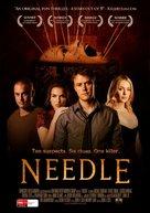Needle - Australian Movie Poster (xs thumbnail)