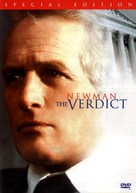 The Verdict - DVD movie cover (xs thumbnail)