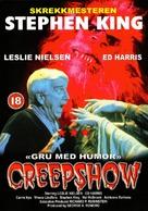 Creepshow - Norwegian DVD movie cover (xs thumbnail)