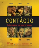Contagion - Brazilian Video release poster (xs thumbnail)