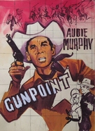 Gunpoint - Danish Movie Poster (xs thumbnail)