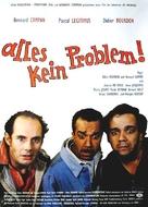 Les trois frères - German Movie Poster (xs thumbnail)