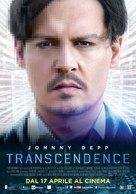 Transcendence - Italian Movie Poster (xs thumbnail)