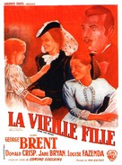 The Old Maid - French Movie Poster (xs thumbnail)