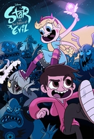 """""""Star vs. The Forces of Evil"""" - Movie Poster (xs thumbnail)"""