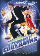 Agent Cody Banks - Spanish Movie Poster (xs thumbnail)