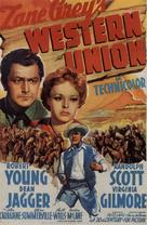 Western Union - Movie Poster (xs thumbnail)