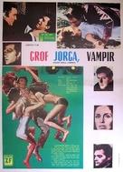 Count Yorga, Vampire - Yugoslav Movie Poster (xs thumbnail)