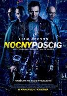 Run All Night - Polish Movie Poster (xs thumbnail)