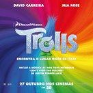 Trolls - Portuguese Movie Poster (xs thumbnail)
