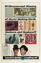 Laurel and Hardy's Laughing 20's - Movie Poster (xs thumbnail)