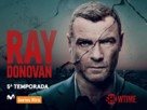 """Ray Donovan"" - Spanish Movie Poster (xs thumbnail)"