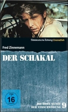 The Day of the Jackal - German Movie Cover (xs thumbnail)