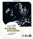 La belle et la bête - French Blu-Ray movie cover (xs thumbnail)