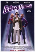Galaxy Quest - Video release poster (xs thumbnail)
