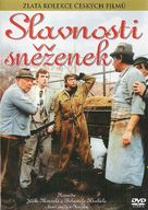 Slavnosti snezenek - Czech DVD cover (xs thumbnail)