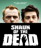 Shaun of the Dead - Blu-Ray movie cover (xs thumbnail)