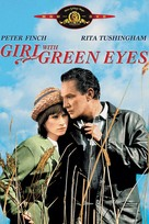 Girl with Green Eyes - Movie Cover (xs thumbnail)