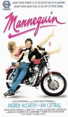 Mannequin - Dutch VHS movie cover (xs thumbnail)