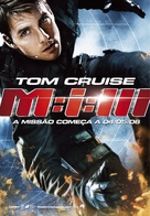 Mission: Impossible III - Portuguese Movie Poster (xs thumbnail)