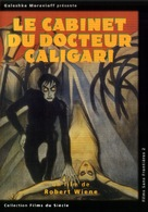 Das Cabinet des Dr. Caligari. - French DVD movie cover (xs thumbnail)