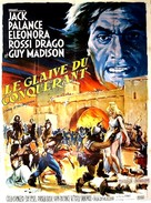 Rosmunda e Alboino - French Movie Poster (xs thumbnail)