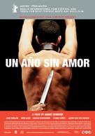 Un año sin amor - Dutch Movie Poster (xs thumbnail)