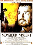 Monsieur Vincent - French Movie Poster (xs thumbnail)
