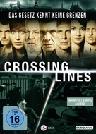 """Crossing Lines"" - German Movie Cover (xs thumbnail)"