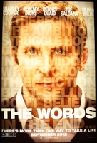 The Words - Movie Poster (xs thumbnail)